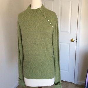Sweaters - Vertigo of Paris wool blend sweater size L